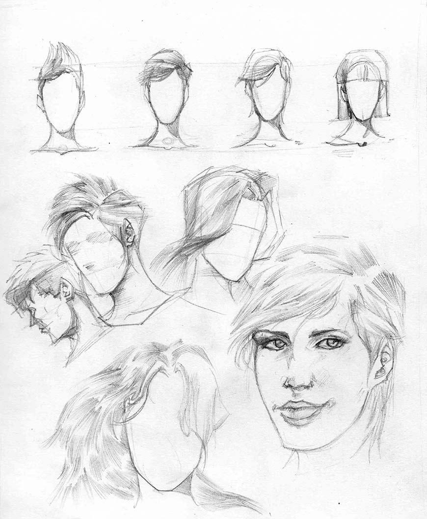Cura di propolis di una perdita di capelli